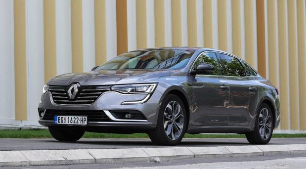 Renault Talisman S-Edition Blue dCi 200 EDC