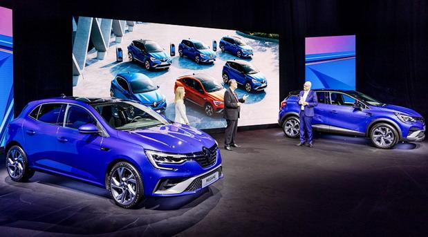 """Renault """"Novi talas"""""""