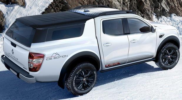 Renault Alaskan Ice Edition Concept