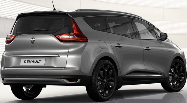 Renault Grand Scenic Black Edition