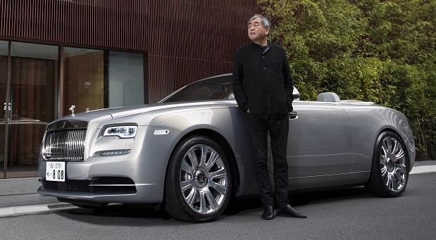Rolls-Royce Dawn Kengo Kuma