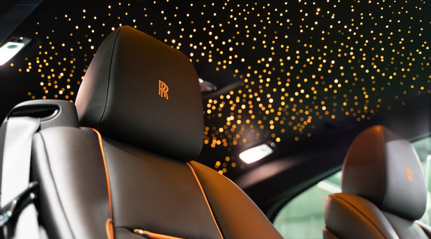 Rolls-Royce Wraith Black & Bright Collection