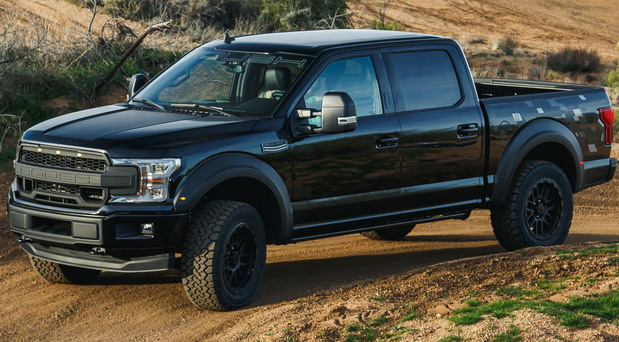 Ford F-150 5.11 Tactical Edition