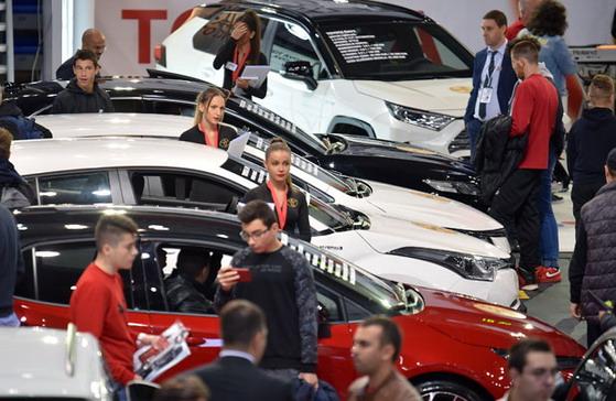 Sajam automobila u Nišu