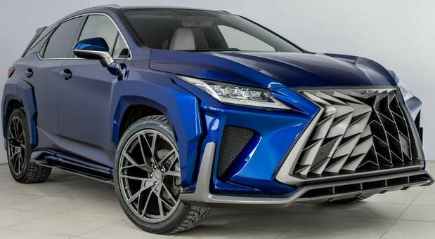 SCL Lexus RX