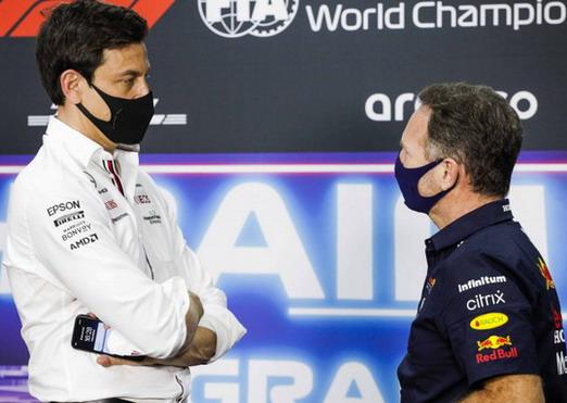 F1 šefovi