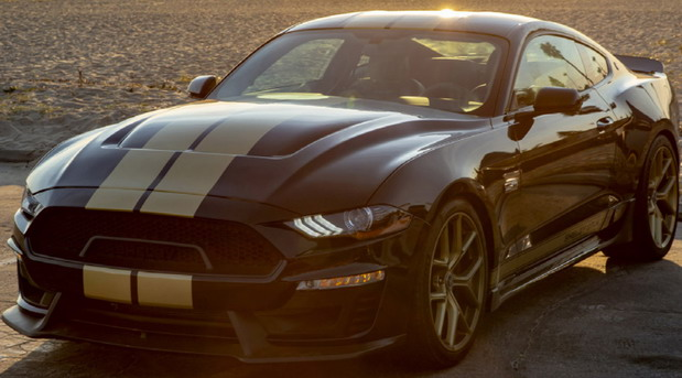 Shelby GT Ford Mustang