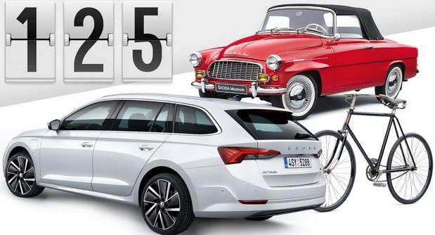 Škoda 125 godina