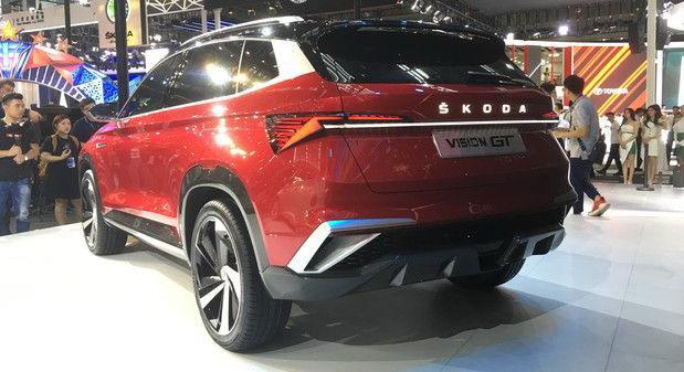 Škoda Vision GT concept