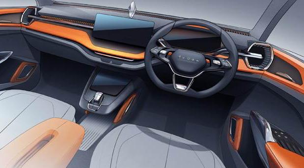 Škoda Vision IN SUV concept