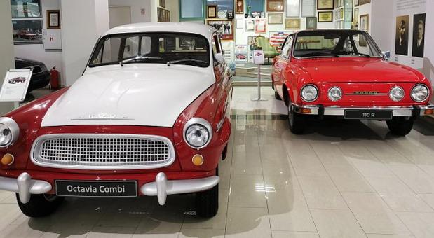 Muzej Škodinih automobila u Čačku