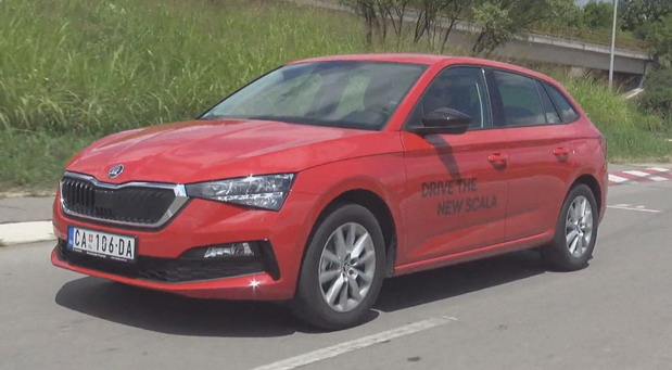 Škoda Scala Ambition 1.0 TSI 115 KS 6G