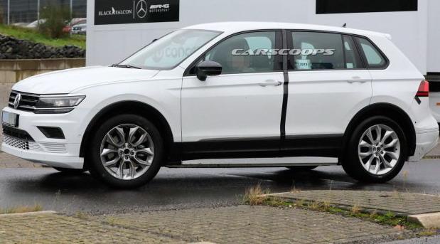 Škoda EV test prototip
