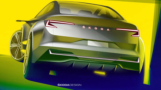 Škoda Vision iV concept