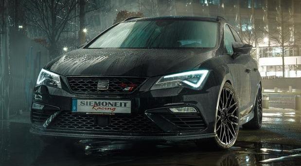 Siemoneit Racing SEAT Leon ST Cupra