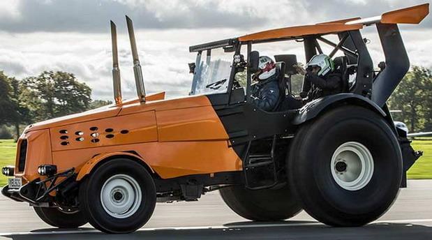 stig traktor