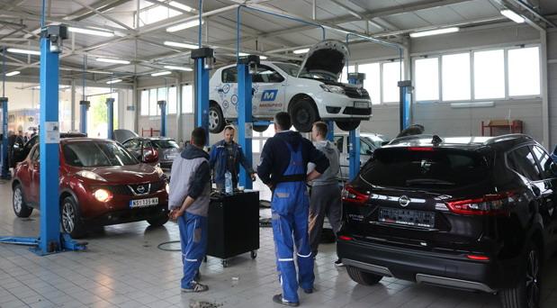 Renault Pro+ i Renault Selection centar