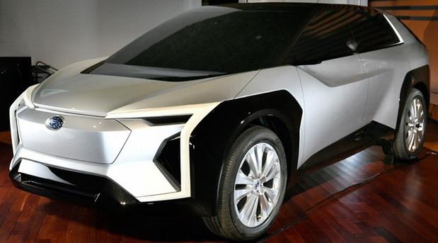 Subaru crossover