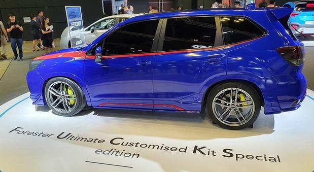 Subaru F.U.C.K.S.