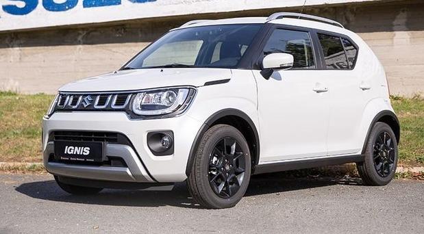 Suzuki Ignis Hybrid Elegance