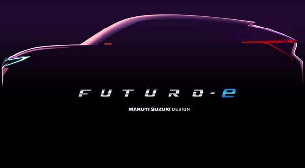 Suzuki Futuro-e concept