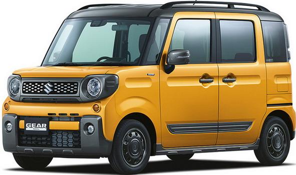 Suzuki Spacia Gear
