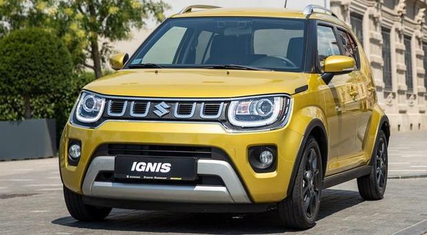 Suzuki Ignis Elegance Hybrid