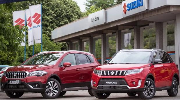 Subvencije za Suzuki Vitaru Hybrid i S-Cross Hybrid