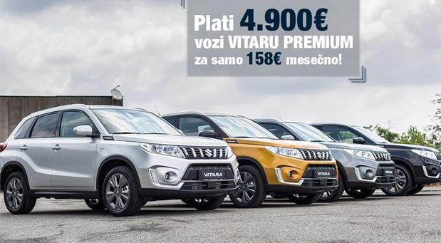 Suzuki Vitara 1.4 Premium
