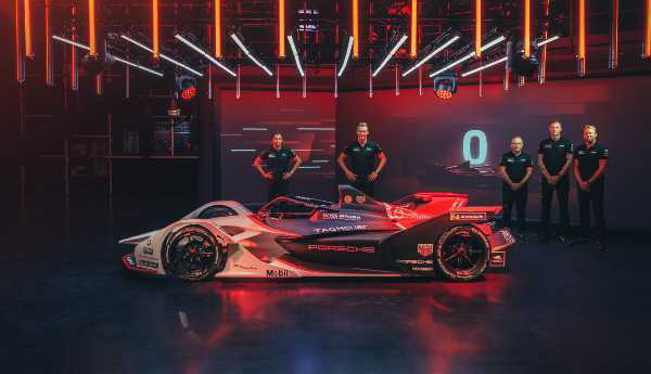 TAG Heuer i Porsche Formula E