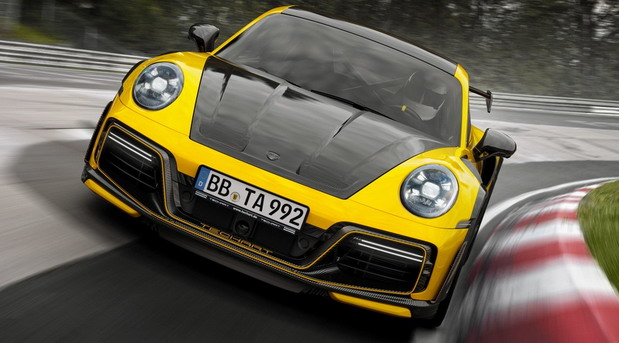 TechArt Porsche GTstreet R