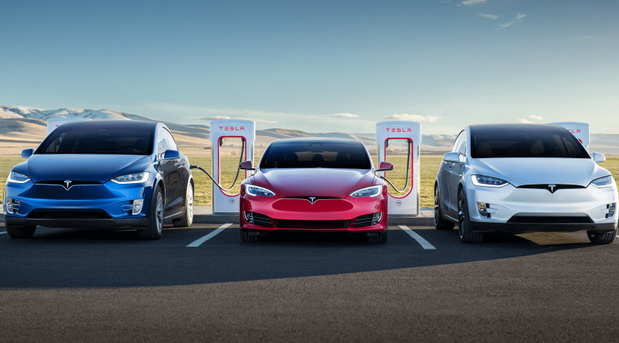 Tesla punjači