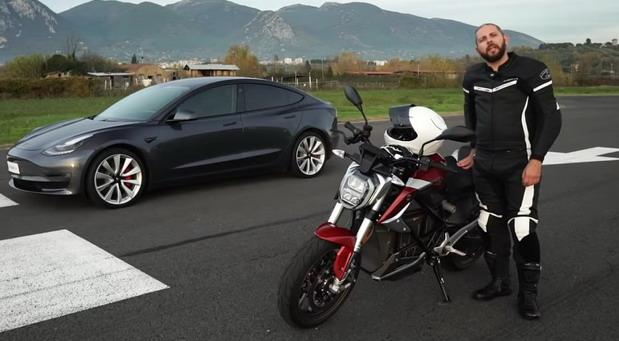 Tesla Model3 i Zero SR/F