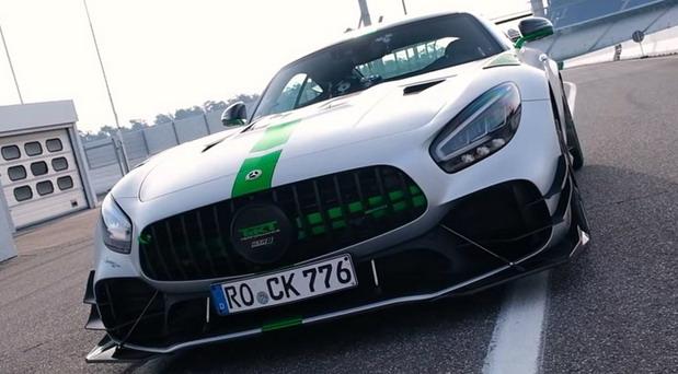 TIKT Mercedes-AMG GT R Pro Bastard