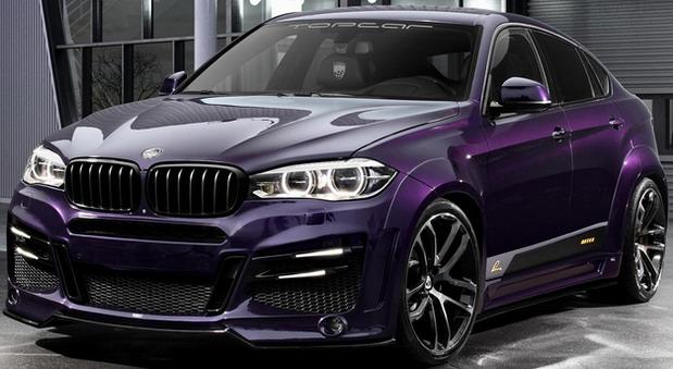 TopCar BMW X6