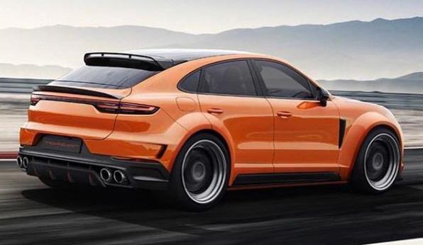 TopCar Porsche Cayenne Coupe