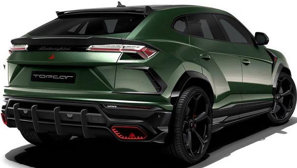 Vesti - TopCar Lamborghini Urus
