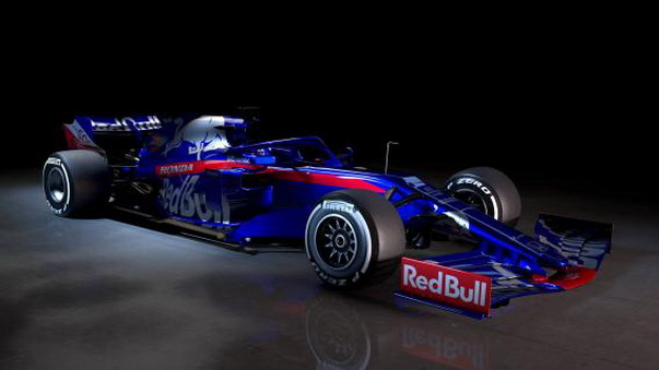 Toro Rosso STR 14