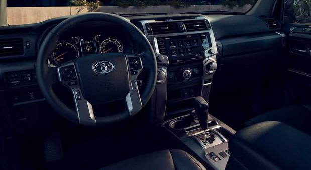 Toyota 4Runner TRD deporte