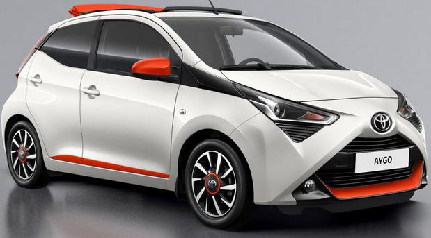Toyota Aygo X-otic