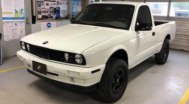 Toyota BMW