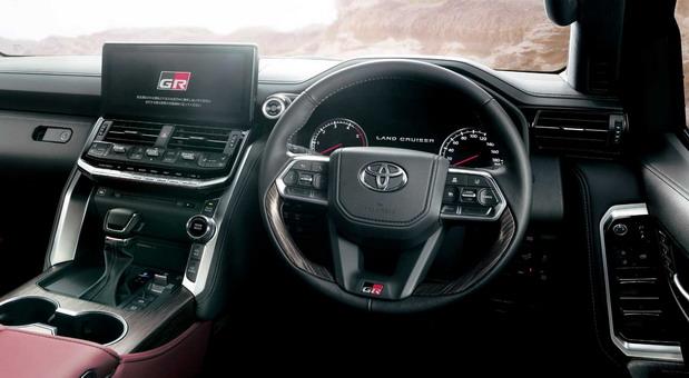 Toyota Land Cruiser GR Sport