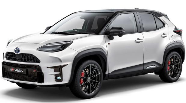 Toyota GR Yaris Cross