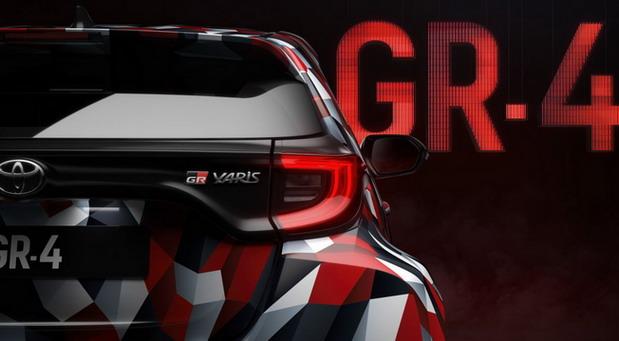 Toyota Yaris GR-4