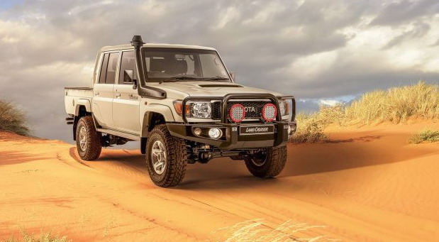 Toyota Land Cruiser Namib