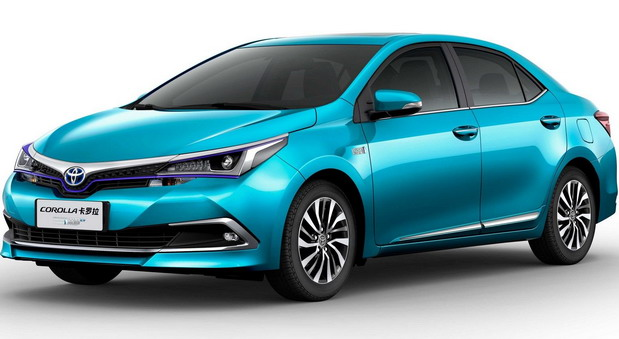Toyota Corolla PHEV