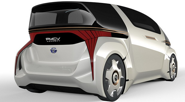 Toyota PMCV Concept