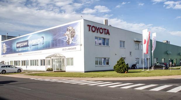 Toyota Poljska
