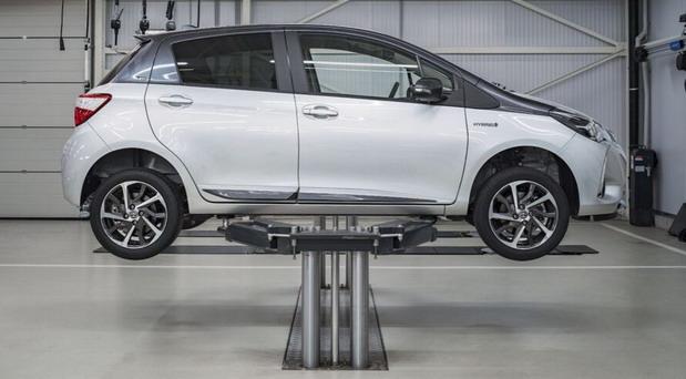 Toyota postprodajna akcija