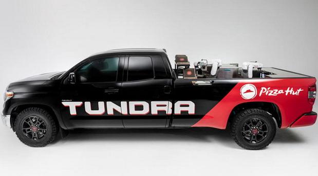 Toyota Pie Pro Tundra